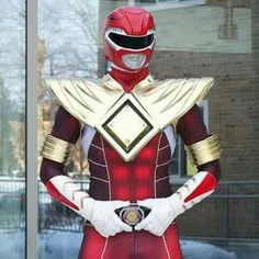 Best Red Ranger Ever