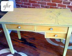 ideas for restoring tables