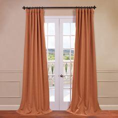 Half Price Drapes Bellino Blackout Curtain Panel & Reviews | Wayfair