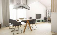 ARCHILAB architekti - interiér rodinného domu v Borinke, jedáleň a časť obývacej izby rodinného domu Dining Room, Dining Table, Bratislava, Office Desk, Furniture, Home Decor, Desk Office, Decoration Home, Desk