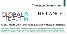 Health disparities among nations could be eliminated in a generation, says Lancet report