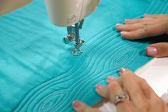 Craftsy Class Review – Elizabeth Dackson's Start Free-Motion Quilting