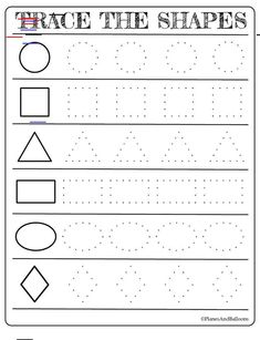 Free printable shapes worksheets for toddlers and preschoolers. Preschool shapes activities such as find and color, tracing shapes and shapes coloring pages. toddlers and preschoolers Free printable shapes worksheets for toddlers and preschoolers Preschool Forms, Preschool Prep, Preschool Writing, Free Preschool, Shape Activities Kindergarten, Shapes Worksheet Preschool, Free Printables Preschool, Preschool Curriculum Free, Preschool Homework