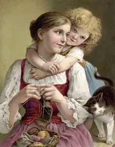 Gracias mamá Ella ha sido, es y será, solo una Pero simultáneamente, también ha sido muchas Primero fue hija, hermana...
