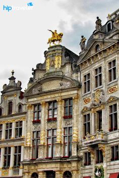 A bucket-list worthy Belgium travel itinerary, including things to do in Brussels, Bruges, Antwerp and Liège! | Blog by HipTraveler: Bookable Travel Stories from the World's Top Travelers