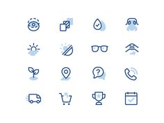 Clearly Eyewear Iconography
