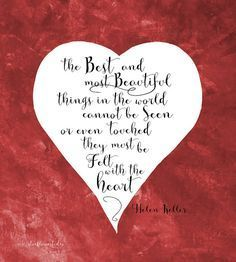 Kuvahaun tulos haulle valentines the. most important things cannot be seen