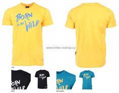 Pánské tričko Hi-tec Wild | Freeport Fashion Outlet