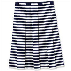 Spring Fashion Trends — A-Line: CH Carolina Herrera Skirt