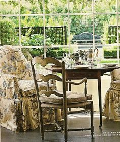Faudree slipcovers