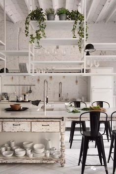 Rustic yet elegant!