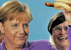 GERMANY'S LAST DAYS: Members of Angela Merkel's own party dropped the bombshell today that a nationwide ban on pork is being instituted across Germany as Merkel continues giving away her country to the Muslim invaders. #NTEB http://www.nowtheendbegins.com/germany-begins-banning-of-pork-out-of-fear-of-offending-muslims-migrants/