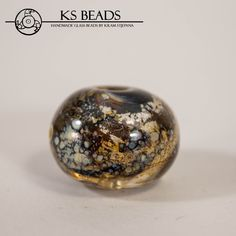 Glass beads By Kram Stjepana Glass Beads, Handmade, Hand Made, Handarbeit
