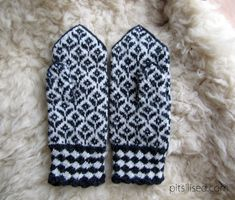 Kindad   Knitted lace design