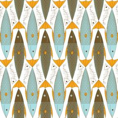 Maja Lindberg - business card pattern | Majali Design & Illustration
