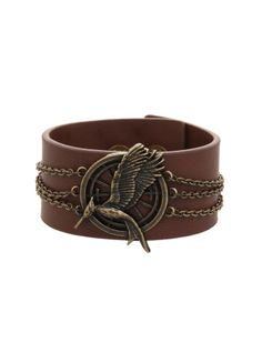 The Hunger Games: Catching Fire Mockingjay Wrist Cuff