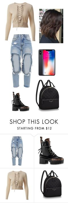 """***"" by t0ri14 on Polyvore featuring Louis Vuitton"