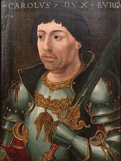 Charles le Téméraire — Wikipédia