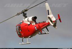 Westland SA-341D Gazelle HT3 aircraft picture