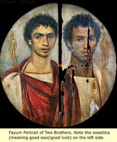 Egypt: Roman Mummy Portraits - Set 2