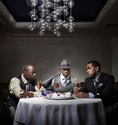 G-Unit for Vibe Magazine by Joey Lawrence