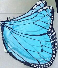 Schmetterlingsflügel beeindruckende Festival-Spaß für alle