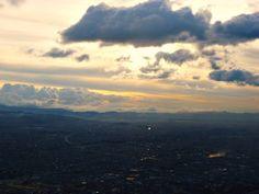 Nubes.... Monserrate