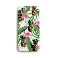 c5c4069940 Flamingo and pineapple tropical iPhone 7 case by PooSparkles S8 Samsung,  Samsung Cases, Samsung