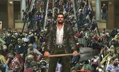 """Capcom confirms """"Dead Rising"""" will get a PC port ten years after its release"""