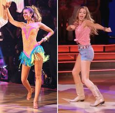 I'm liking Dancing With the Stars!!!