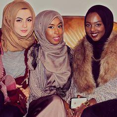 Hijab fashion. Beautiful