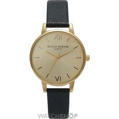 £62 - Ladies' Olivia Burton Hummingbird Watch