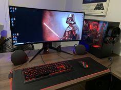 Finally, I Have a Battlestation!