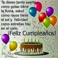 15 Spanish Happy Birthday Ideas Happy Birthday In Spanish Happy Birthday Wishes Happy Birthday Cards