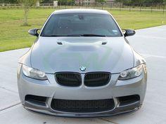 BMW e92 M3 front