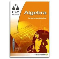 FLY Fusion™ Algebra by LeapFrog. $4.60. From the Manufacturer                This software works only with the FLY Fusion Pentop Computer, and is not compatible with FLY 1.0.    Fly through the first year of algebra with step-by-step guidance. Just write out an equation and the FLY Fusion Pentop Computer walks you through the solution, providing help with inequalities, simplifying expressions, systems of linear equations, quadratic equations, graphing and more!    What...