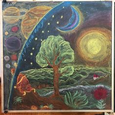 Image may contain: plant Blackboard Drawing, Chalkboard Drawings, Chalk Drawings, Waldorf Education, Chalk Pastels, Blackboards, Appreciation, Museum, Classroom