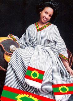 Oromo culture, fashion and beauty. Oromia & Africa