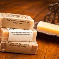 Buffalo Girl Natural Soap Set