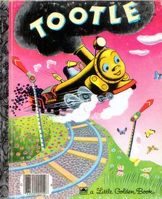 Tootle, Illustrations by Tibor Gergely, 1945 (reissue)