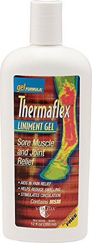FARNAM 3003583 Thermaflex Liniment Gel Pet Joint Supplement 12Ounce >>> Check this awesome product by going to the link at the image.Note:It is affiliate link to Amazon.