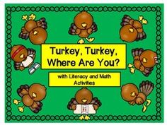 Turkey, Turkey Where Are You
