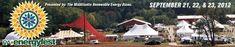 The Pennsylvania Renewable Energy Festival #RenewableHomeEnergy