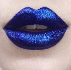 Lucius Blue Lips