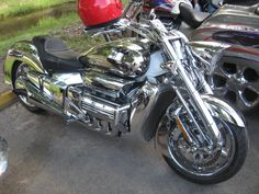 The Honda Valkyrie Rune Chrome