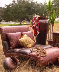 omg I want this chair from Calamity Janes in Boerne, TX!
