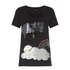 Embroidery t-shirt Joulik para C&A