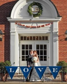 """See the """"The Church"""" in our A Formal, Tennis-Themed Wedding in St. Louis gallery"""