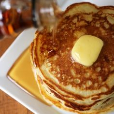 The only buttermilk pancake recipe you need