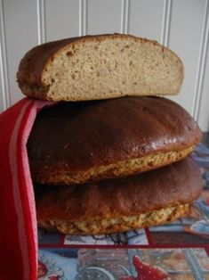 Bread Recipes, Baking Recipes, Healthy Recipes, Our Daily Bread, Fika, Looks Yummy, Christmas Goodies, Bread Baking, Afternoon Tea